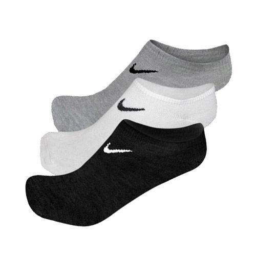 Nike 6 Paar Sneaker Füßlinge Socken 38-42 42-46 NEU!