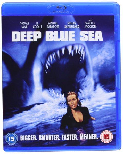 Blu-ray - Deep Blue Sea ab €4,82 [@Wowhd.de]