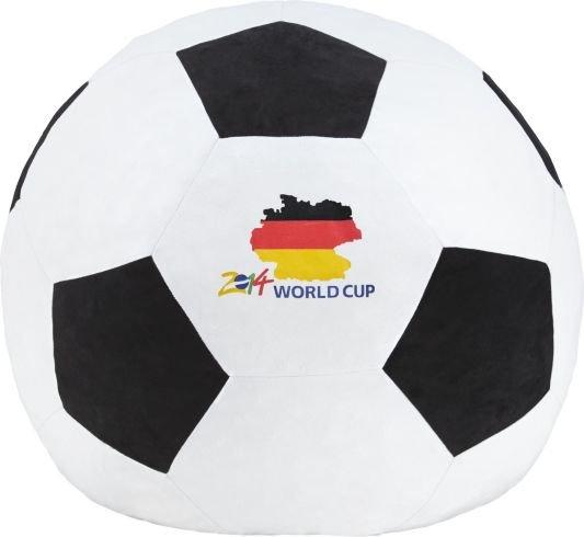 [MÖMAX.de] 2 Fußball-Sitzsäcke ? 70cm für 10 €!