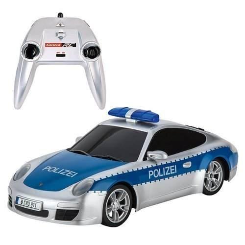 PREISFEHLER? Original Carrera RC 1:16 Polizei Ferngesteuertes Auto für 19,90 € statt 74,99€