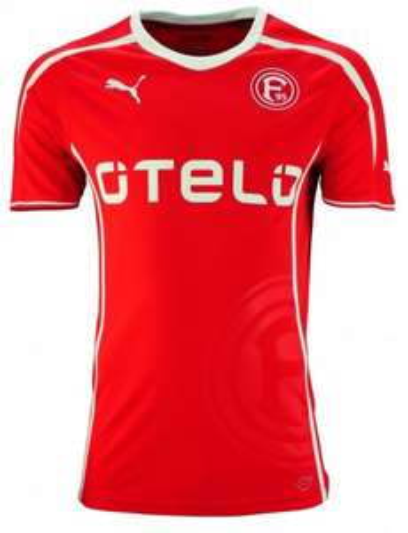 [Amazon Markteplace] Fortuna Düsseldorf Heimtrikot Kurzarm, Saison 2013/2014 für 16,99€