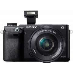 Sony Alpha NEX-6 Kit 16-50mm für 474,05€ oder mit 16-50 mm + 55-210 mm für 616,55€