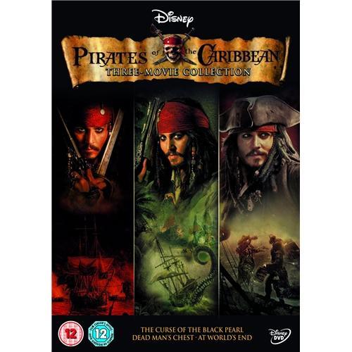 Fluch der Karibik Trilogie [DVD] 1-3