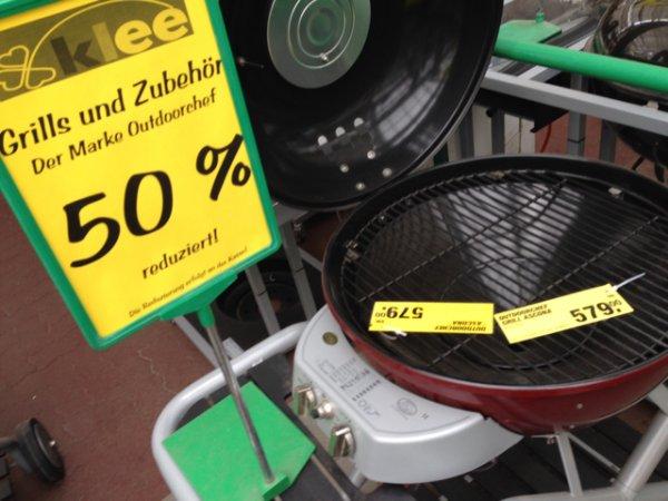 Lokal Göttingen - 50% Grills marke Outdoorchef