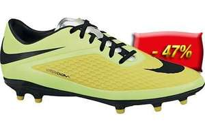 Nike Fußballschuhe: z.B.: Hypervenom Phelon ab € 42,94