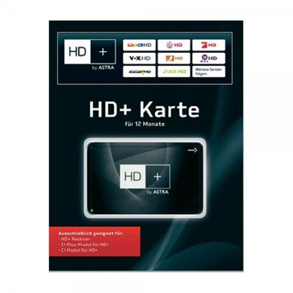 HD+ Karte für 12 Monate HD+ SatEmpfang @ Conrad - nur noch heute