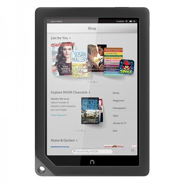 "NOOK HD+ 16 GB (erweiterbar/SD Karte), Wi-Fi, 9"" Full HD IPS Display - aus England (eBay.de)"
