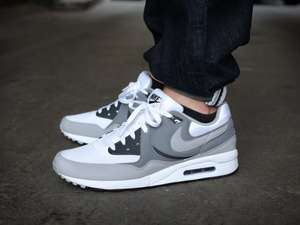 Nike Air Max Light Essential White/ Silver & Anthracite (auch weitere Air Max 1 und 90 im Sale)@endclothing.co.uk