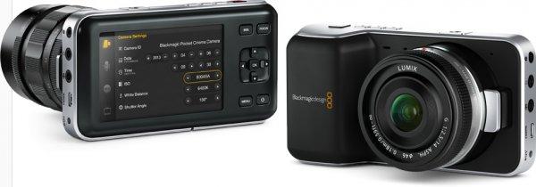 Blackmagic Pocket Cinema Camera - 382,19 Euro statt über 900 Euro EDIT: jetzt 453,59