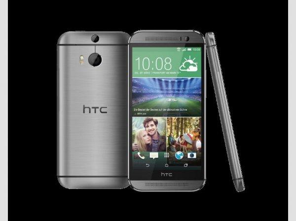 Es ist endlich erhältlich...HTC One (M8) metal grey Dual-SIM...die eierlegende Wollmilchsau schlechthin für 599,- € plus 1,99 € VK @mediamarkt
