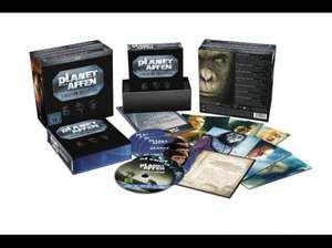 Planet der Affen (Evolution Collection) Science Fiction Blu-ray