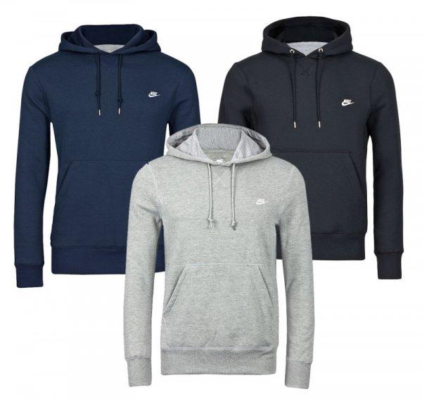 Nike Johnson Hoody Herren schwarz 24€ @null.de