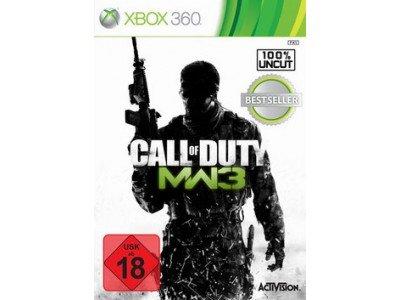 Call of Duty 8: Modern Warfare 3 X-Box 360 27,99€