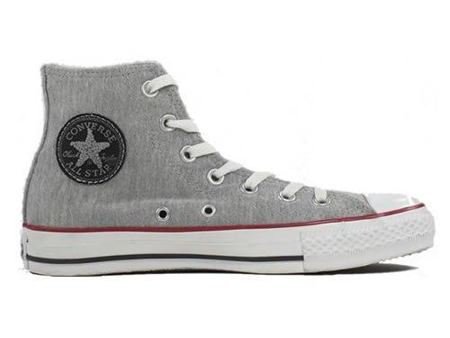 Converse Sneaker HI Grau - Amazon.de 35,32 € -