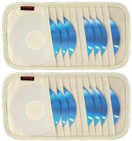 [Preisfehler] Hama CD Tasche für die Sonnenblende im Auto