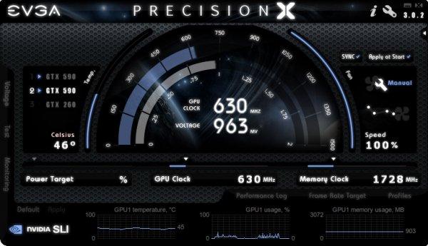 [Steam] EVGA PrecisionX 15 / Software