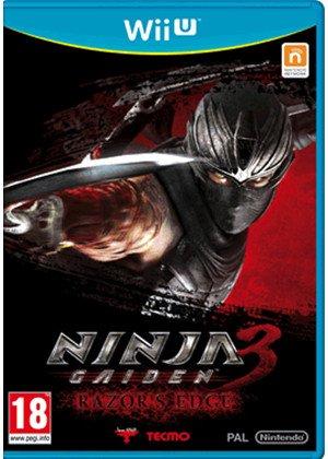 Ninja Gaiden 3 Razor's Edge (Wii U) für 15,48€ @Base.com