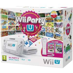 Wii U Party Bundle (inkl. Party U & Nintendo Land) für 191,61€ (UPDATE Nur noch 180,99) @amazon.it