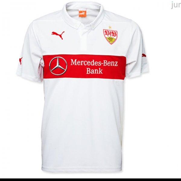 VfB Home & 3rd Trikot 2014/2015 59,90 @ebay