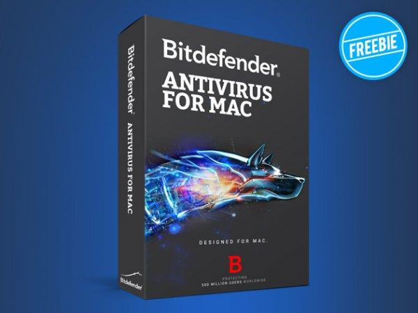 Bitdefender Antivirus (Mac) 6 Monate Kostenlos