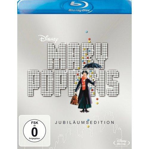 [Müller] Disney Blu-rays Merida, Monster Uni, Mary Poppins für 9,99€