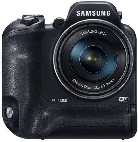 Samsung WB2200F Bridgekamera für 259 EUR (Amazon.de)