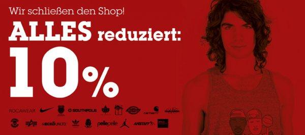 Mzee.com -> 10% auf ALLES