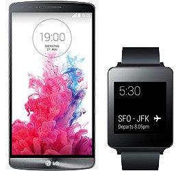 """MediaMarkt/Saturn Offline LG G3 16/32GB + """"LG G Watch GRATIS"""" dazu"""
