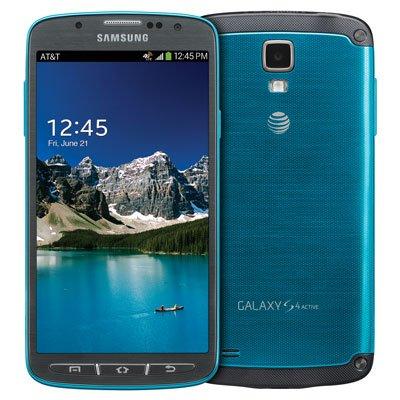 [Lokal Saturn Dortmund/Soest Fr. 18.07] Samsung Galaxy S4 Active blue