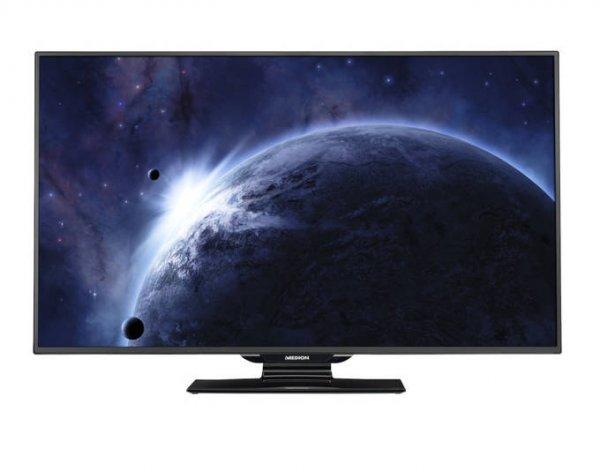 Medion LIFE X18019 (MD 30730) (50 Zoll) 4K Ultra HD LED TV, UHD, 100 Hz, Triple Tuner, WLAN, integrierter Subwoofer für 781,08 € @MeinPaket