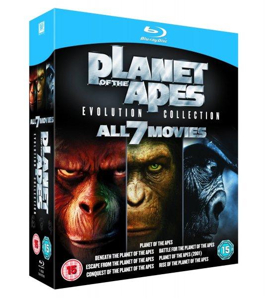 Planet der Affen Prevolution Collection 20% Rabatt