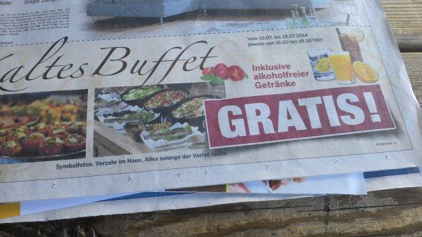 lokal hanau kaltes buffet prospekt coupon