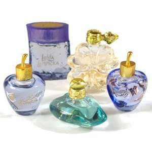 lolita lempicka 5 parfum miniaturen f r 20 85. Black Bedroom Furniture Sets. Home Design Ideas