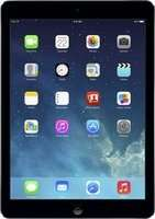 Apple iPad Air Wi-Fi 16 GB - Spacegrau