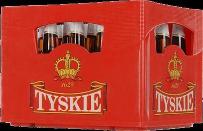 [Trinkgut] 2 Kästen polnisches Premiumbier Tyskie für 19,99€