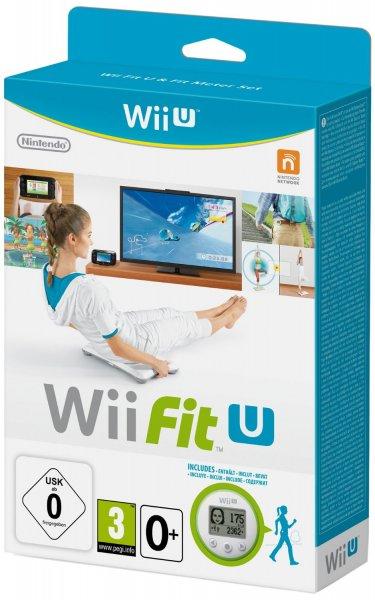 Nintendo Wii Fit U + Fit Meter (Wii U) bei Conrad.de