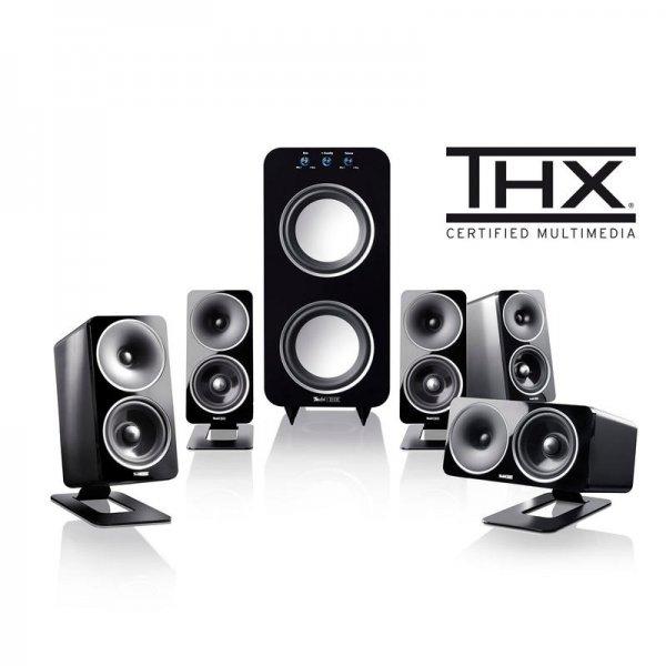 Teufel Concept G 850 THX für 176,87€ - THX zertifiziert 5.1 PC-Soundsystem