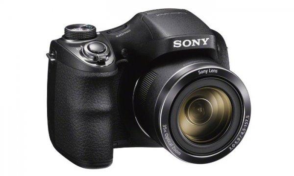 Sony Cyber-shot DSC-H300 Kamera mit 20,1 Megapixel und optischem 35-fach-Zoom  @groupon  139€