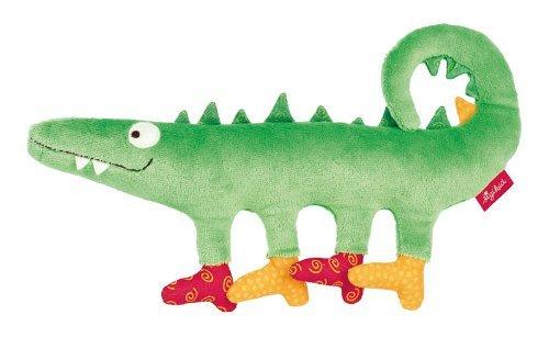 Sigikid  Krokodil Animal Festival, mit Quietsche, 25 cm @Amazon