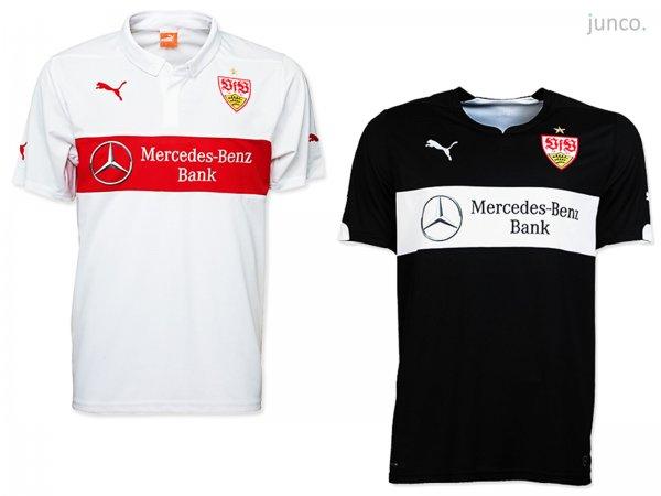 Puma VfB STUTTGART 1893 TRIKOT 2014/2015