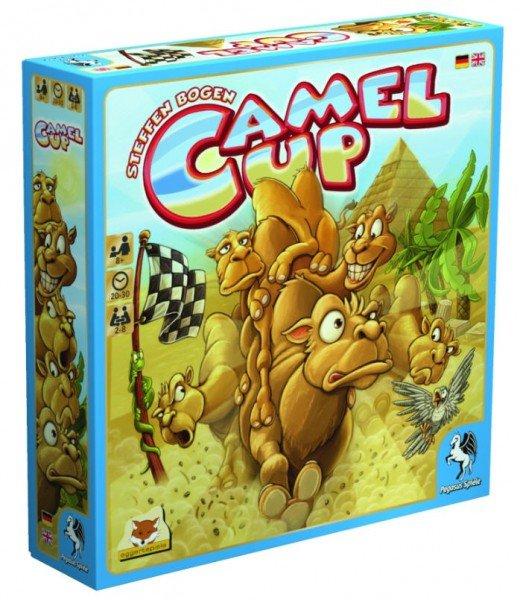 Camel Up - Spiel des Jahres 2014
