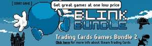 STEAM - Blink Bundle - The Trading Cards Bundle 2 / 11x Steam / 11x Trading Cards ~ 3,70€