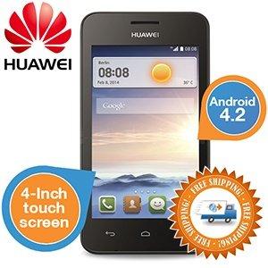 Huawei Ascend Y330 bei IBOOD.de für 69,95€