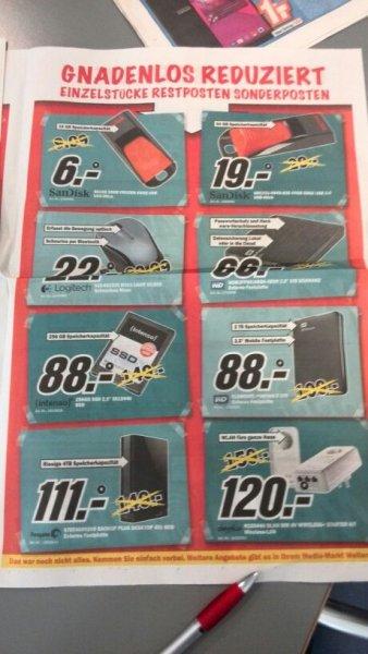 [Offline] MediaMarkt Weiterstadt - 16GB 3.0 Usb Stick für 6€
