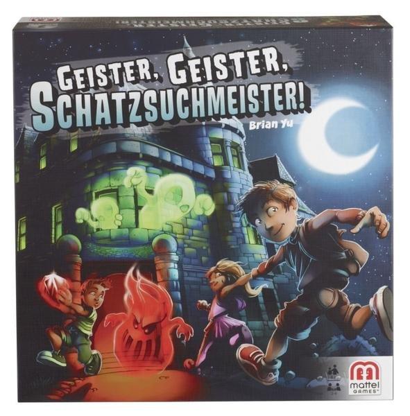 Geister, Geister, Schatzsuchmeister (Heidelberger Spieleverlag) - Kinderspiel des Jahres 2014 - 25,80