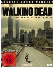 Bluray - The Walking Dead - Staffel 1 (Limitierte UNCUT 10 JAHRE Edition) @Saturn.de