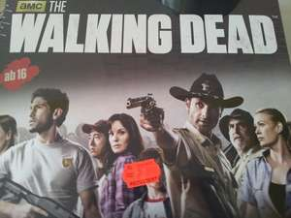 [Lokal @ Erfurt-Kaufland im Thüringen Park] The Walking Dead Brettspiel