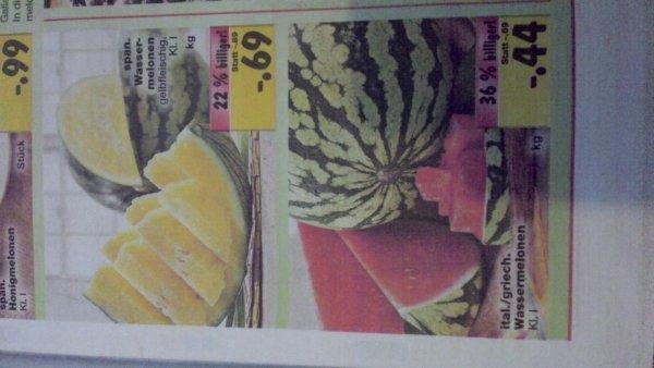lokal oder bundesweit Kaufland Wassermelone 07/2014 bestprice