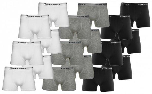 6 Stück RUMBLE SPORTS Boxershorts Herren Unterwäsche @ebay 14,99€