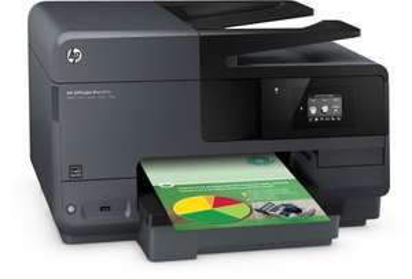 HP Officejet Pro 8610 e-All-in-One Tintenstrahl Multifunktionsdrucker für 145,00 EUR (Amazon.de)